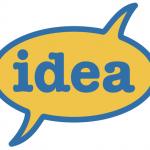 Logo Međunarodne debatne obrazovne asocijacije